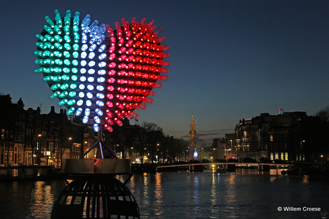 Amsterdam Lightfestival - Willem Croese