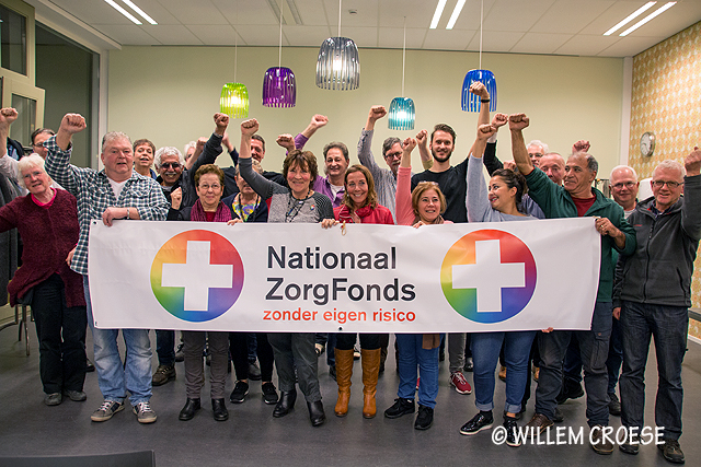 Nationaal Zorgfonds - Willem Croese