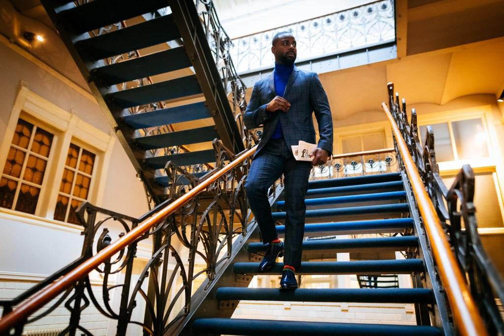 Effio Royal Cashmere Lookbook Hotel New York
