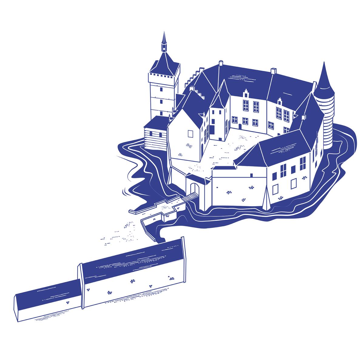 Het Kasteel van Horst