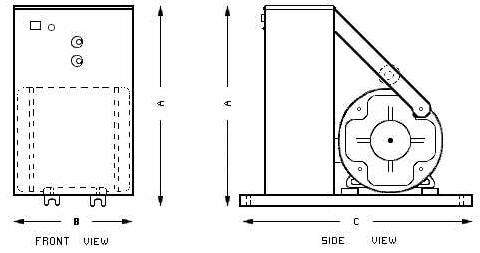 RotaDyne Rotary Phase Converter