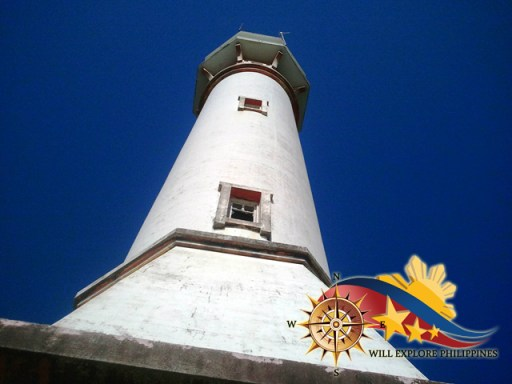 Cape Bolinao Light House at Pangasinan Near View