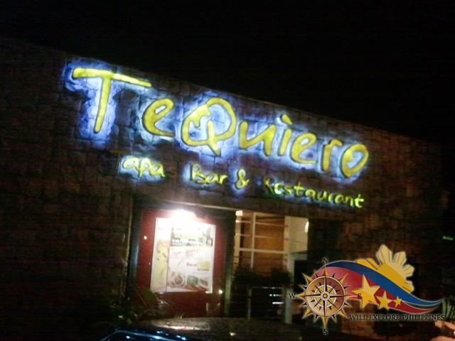 Te Quiero Restaurant Microtel Baguio Entrance