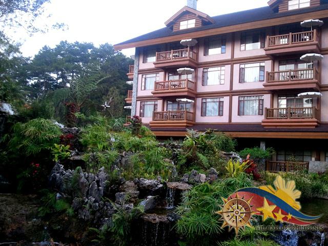 The Manor Camp John Hay Baguio City Garden