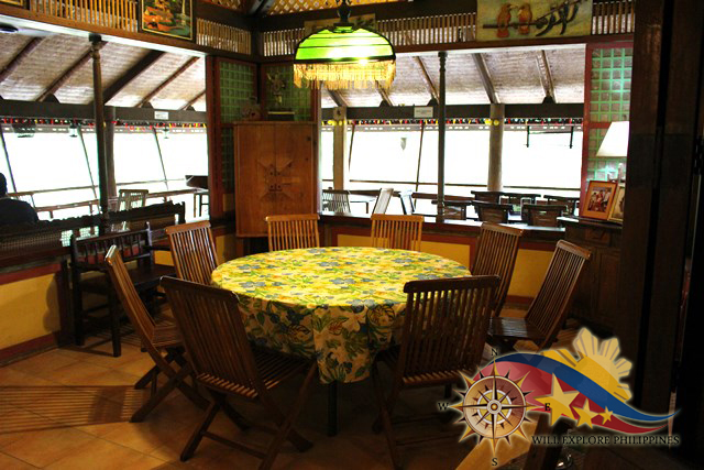 Abe's Farm Magalang Pampanga Dining Room 2