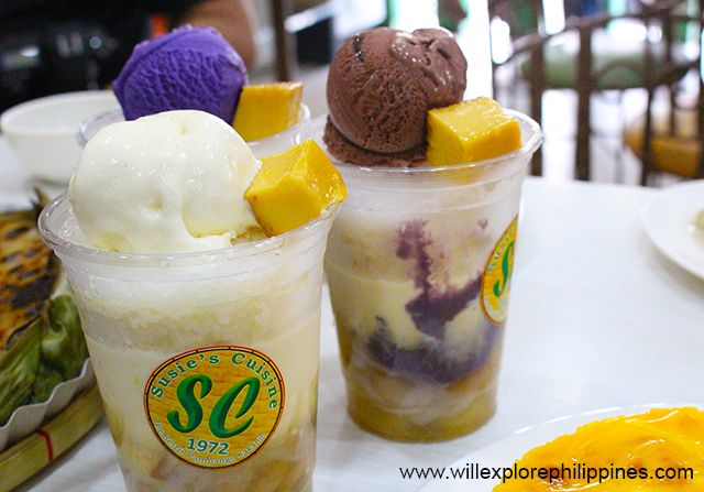 Susie's Cuisine: Best Desserts and Pasalubong from Pampanga