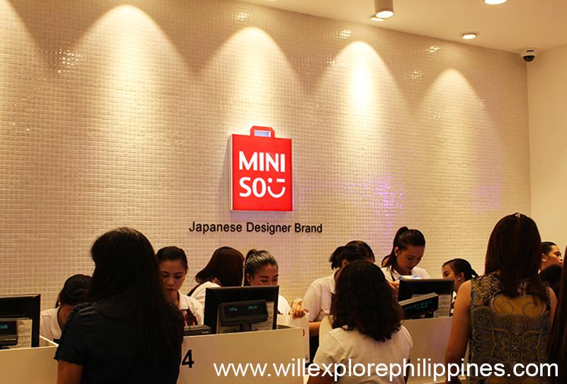 Miniso SM City Clark Pampanga Philippines