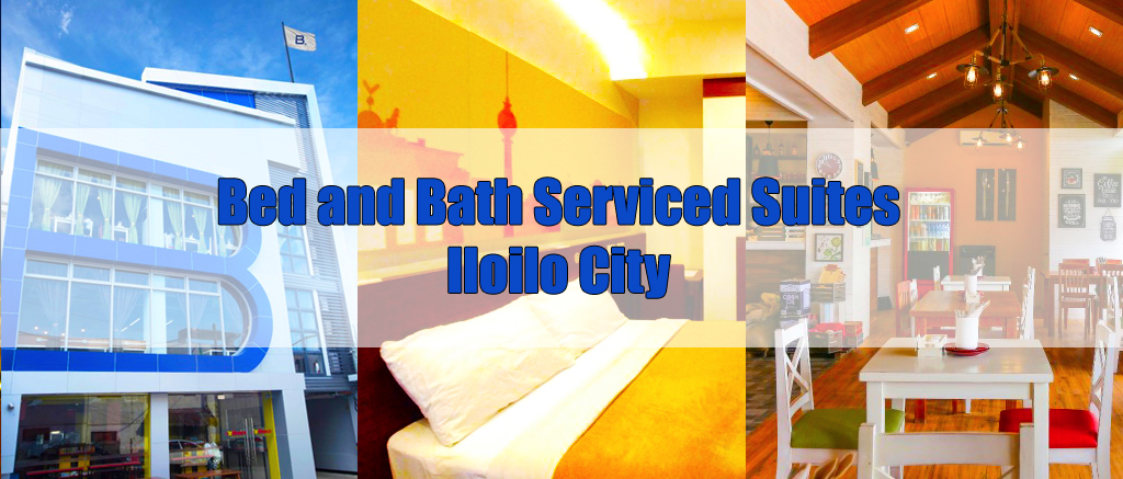 Iloilo City Hotel Bed Bath Serviced Suites At B Lifestyle