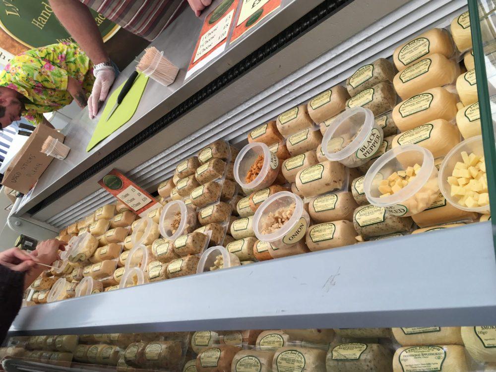 Lymn Bank Cheese
