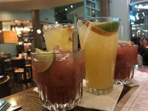 cocktails las iguanas