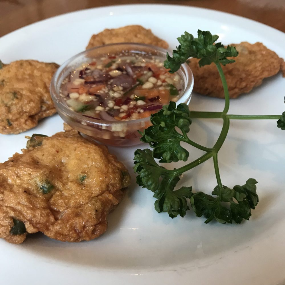 Spiced Thai Fish Cakelets