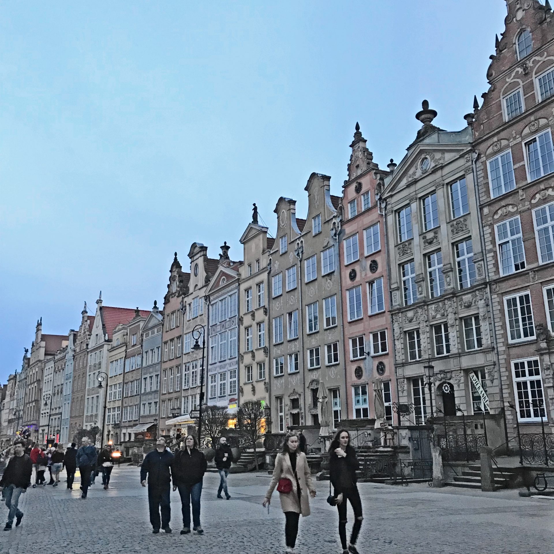 Long Market Gdansk