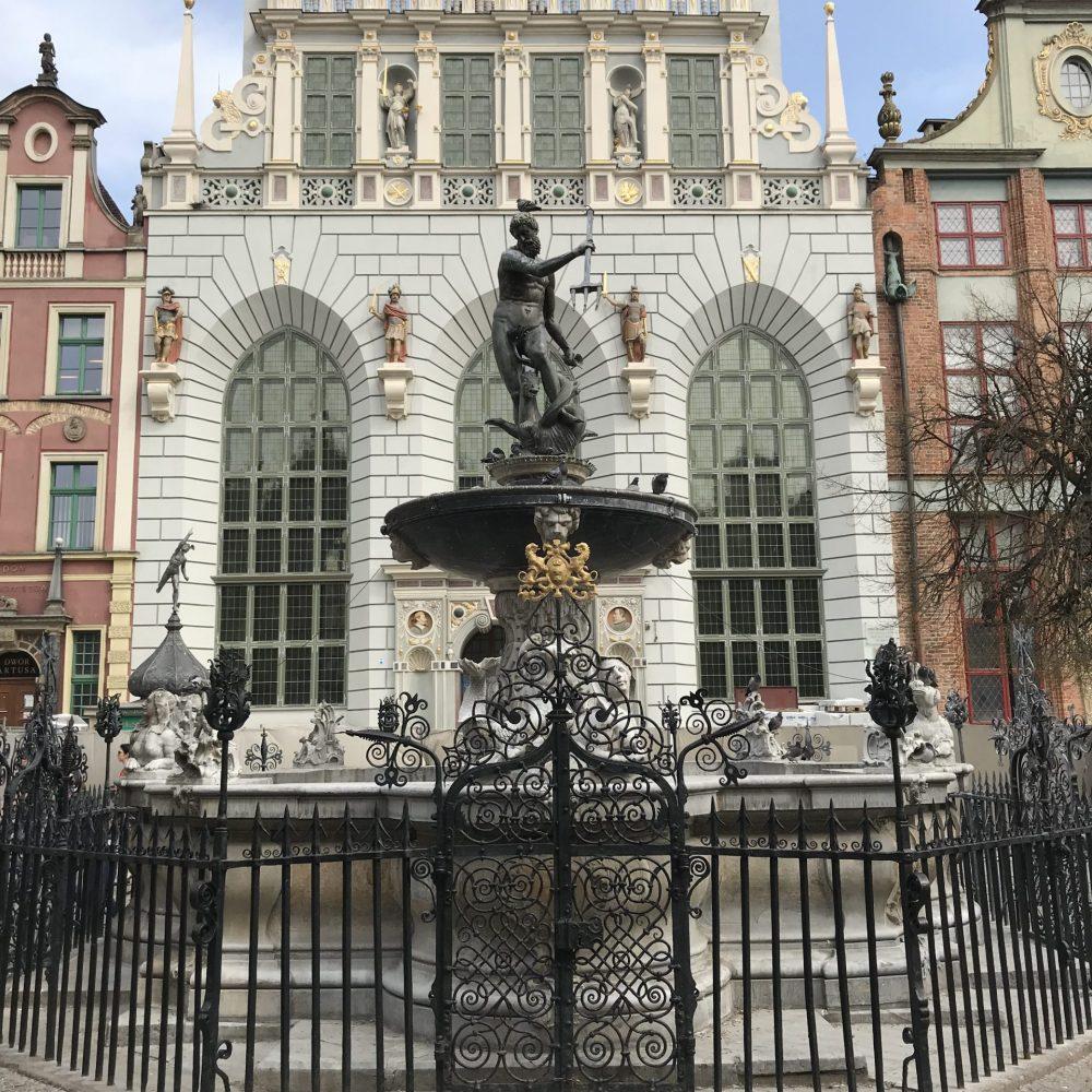 Neptune Statue, Gdansk