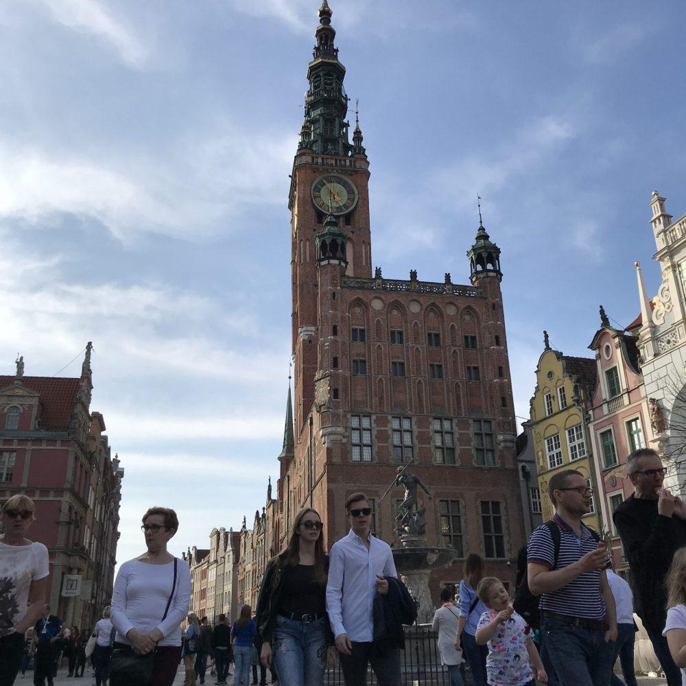 City Hall, Gdansk