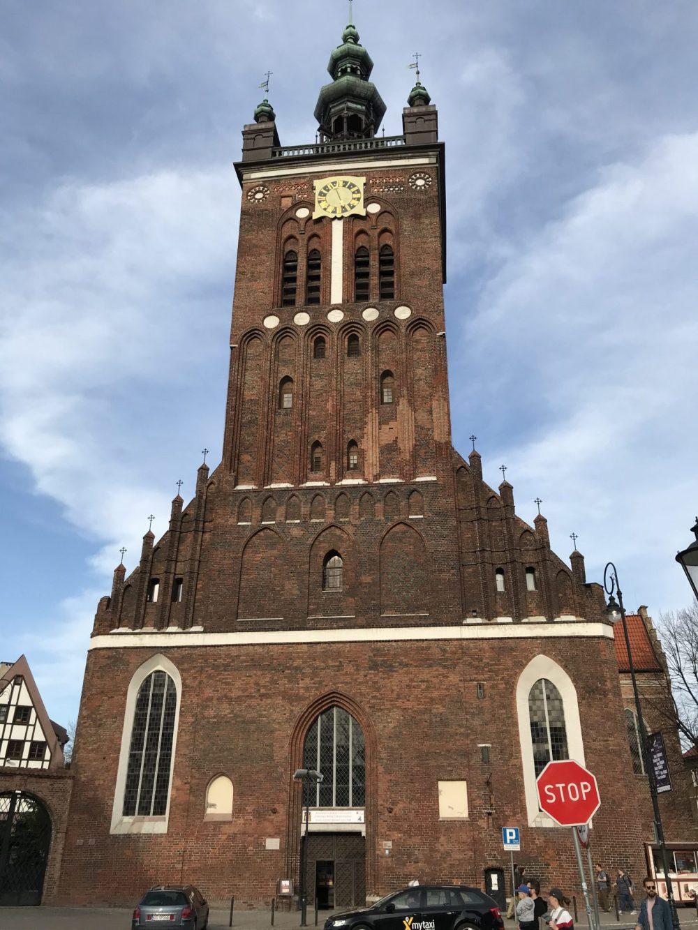St Catherine's Church, Gdansk