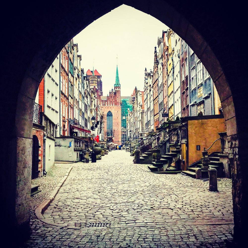 Amber Street, Gdansk