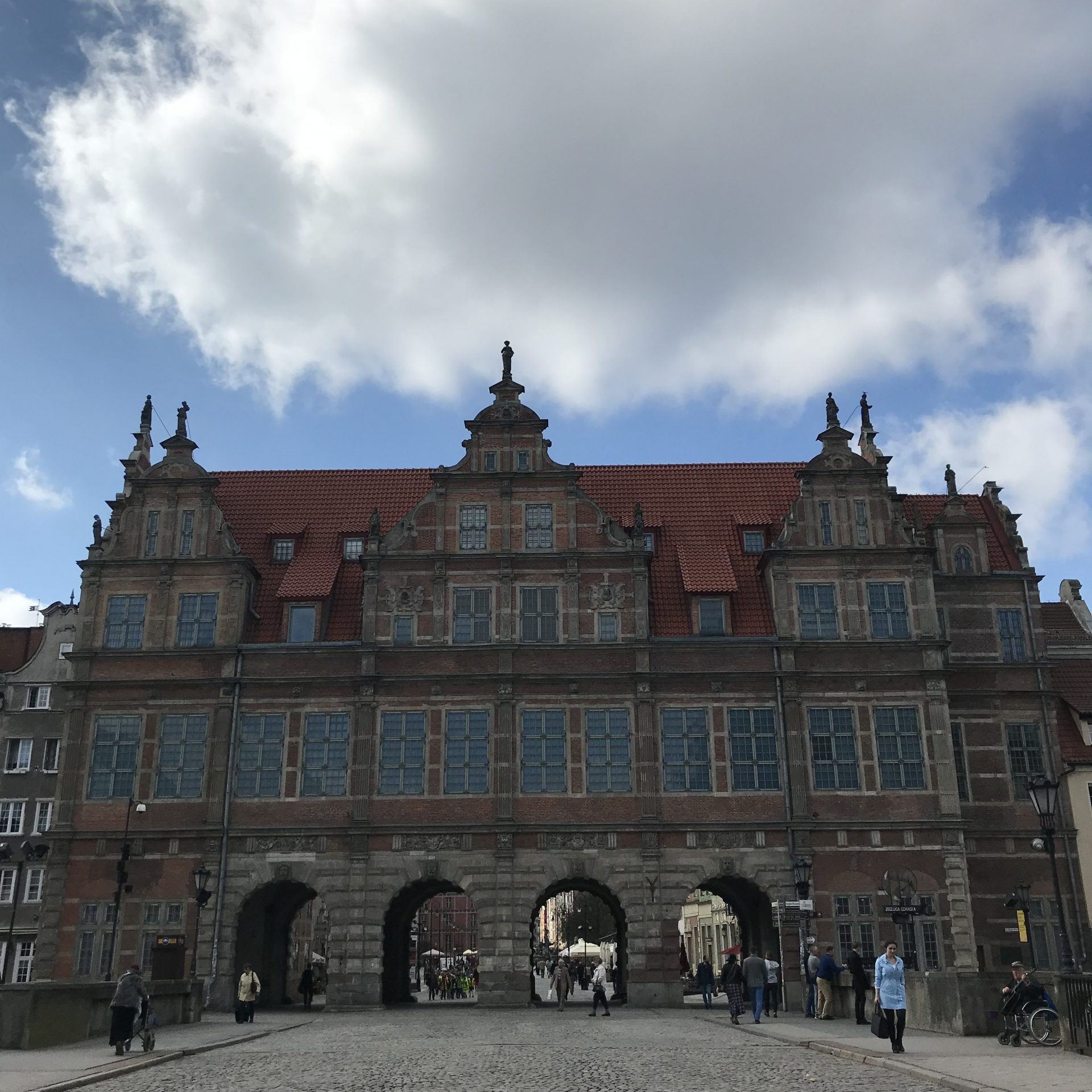 City Gates, Gdansk