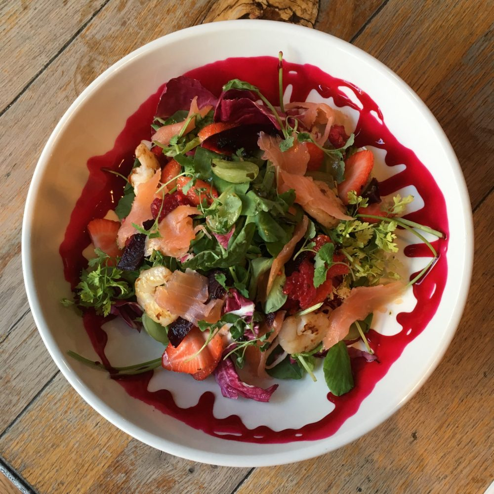 botanical salad revolution