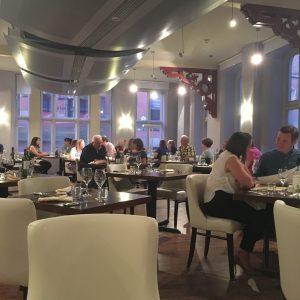 adams restaurant nottingham
