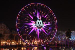 Micky's fun wheel