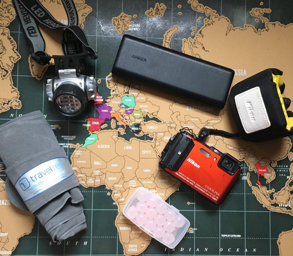 5 travel essentials