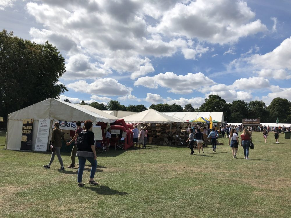 Wollaton Park Food Festival