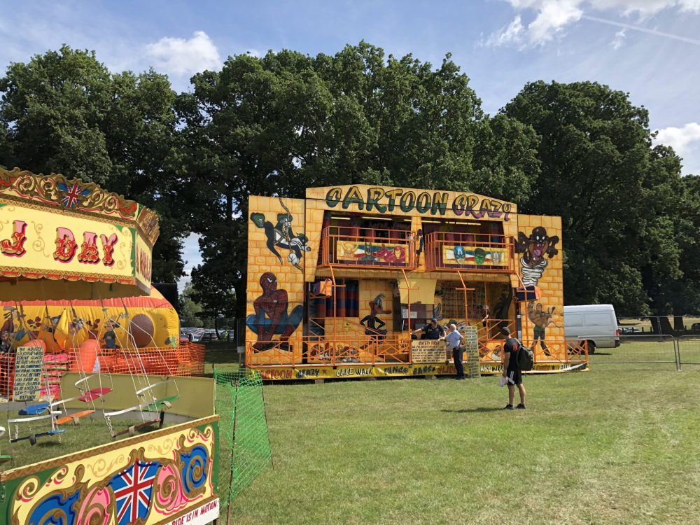 Wollaton Park Food Festival
