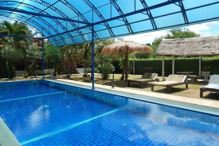 Thai Garden Pool
