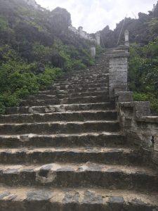 Hang Mua Steps