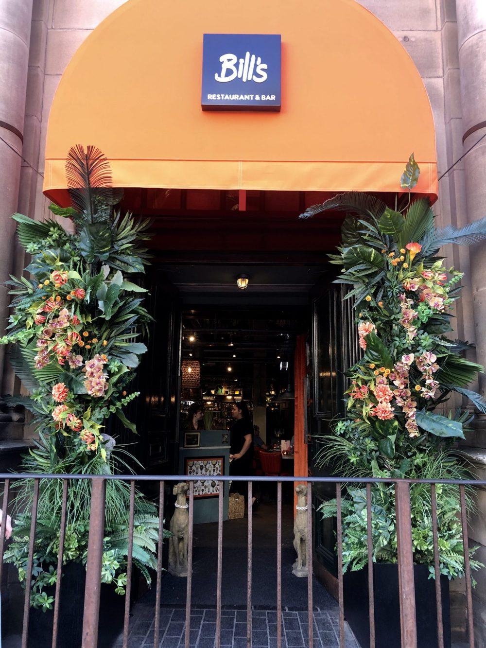 Bills Restaurant Nottingham