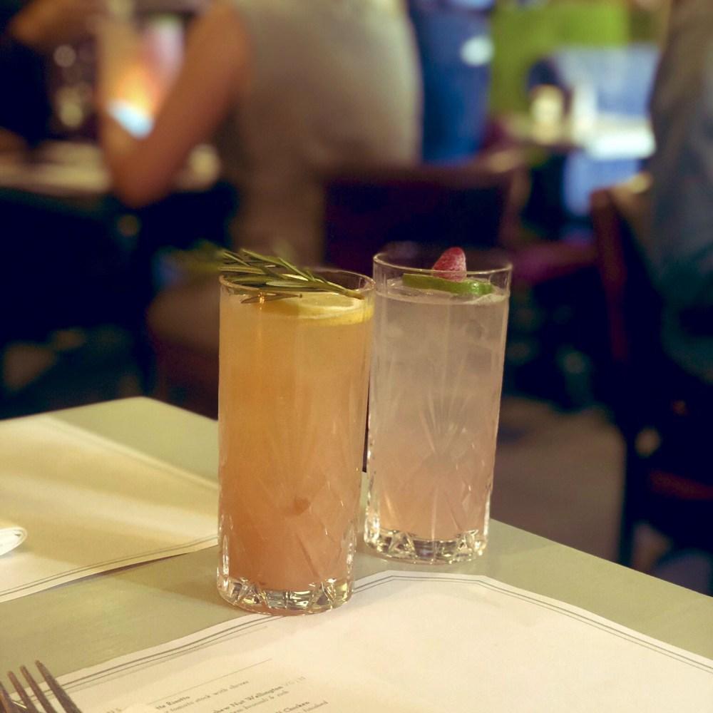 Bills Restaurant Cocktails