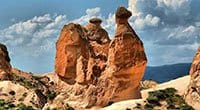 Goreme Open Air Museum and Fairy Chimneys Full-Day Tour