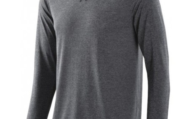 Skins Activewear Avatar Mens Top Long Sleeve Round Neck