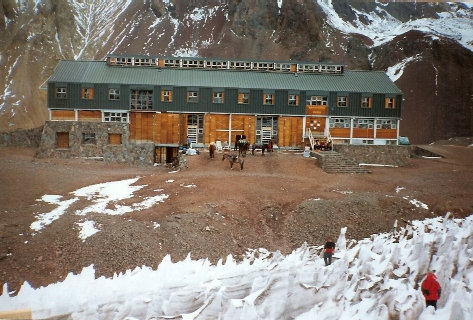 Aconcagua Information and Trip Report