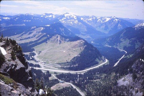 Guye Peak  Snoqualmie Pass