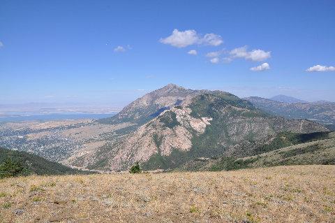 Eyrie Peak  Lewis Peak Ogden