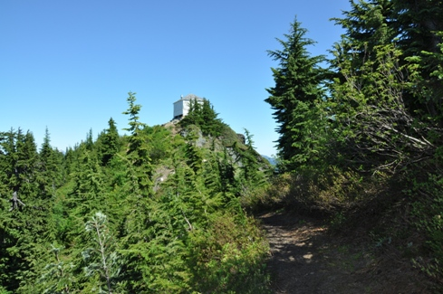 Evergreen Mountain Trail and Lookout