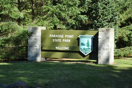Paradise Point State Park  Washington Parks  Recreation