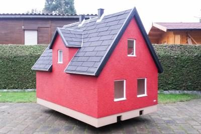 Willi-Wood Haus auf Kundenwunsch Hundehütte aus Holz