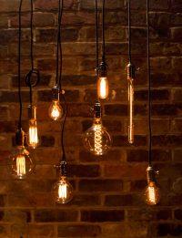 Our Vintage Light Bulbs - Vintage Lighting, Industrial ...