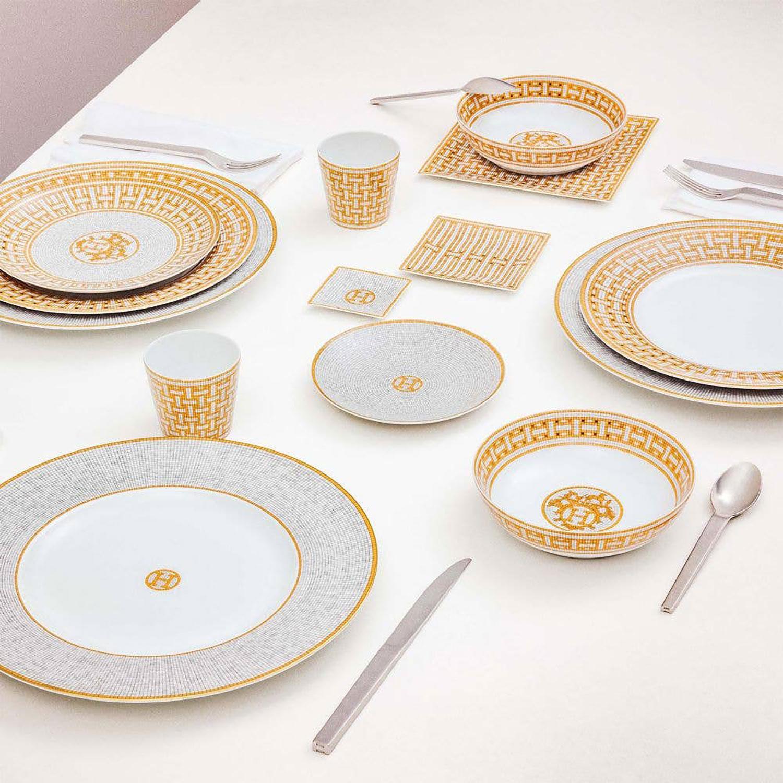 Hermes Dinnerware & Hermes Cheval Du0027Orient Dinnerware