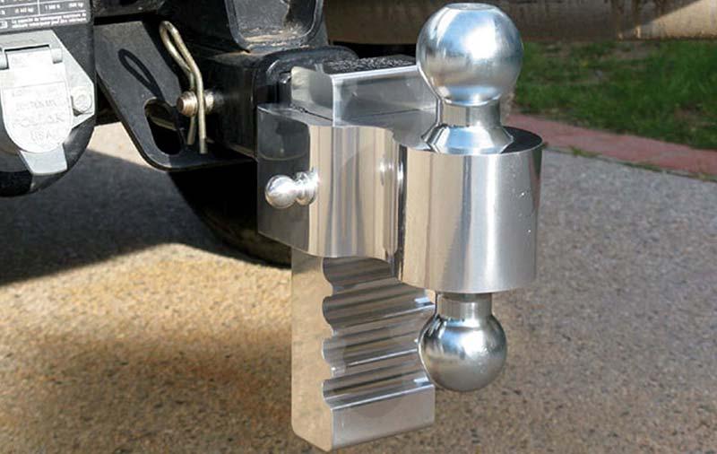 Aluminum Rapid Hitch Catlin Truck Accessories