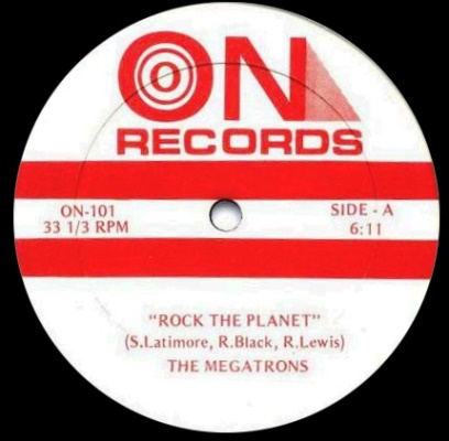 The Megatrons – Rock The Planet A