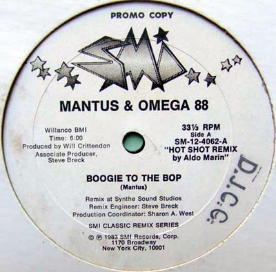 Mantus & Omega 88