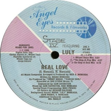 Stage IV Featuring Luly - Real Love
