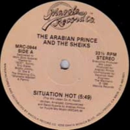 Arabian Prince - Situation Hot -A