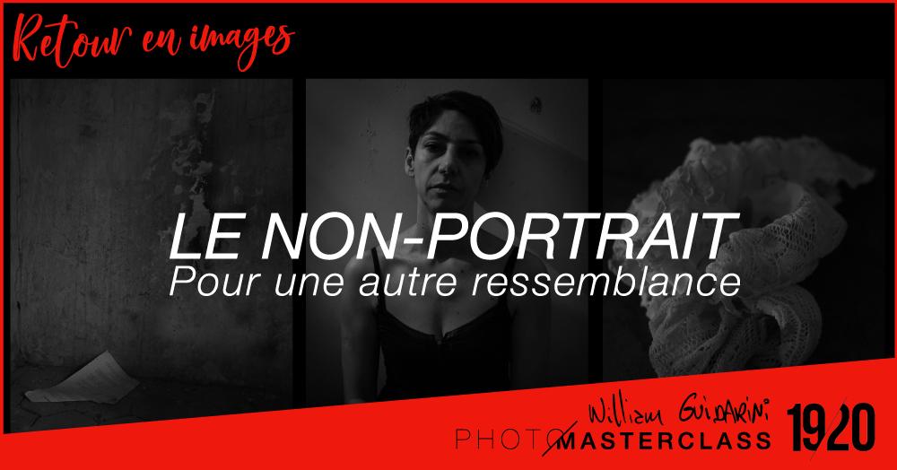 Le Non-Portrait Photo Masterclass avec William Guidarini
