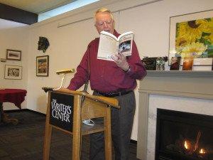 William Heath at The Writer's Center
