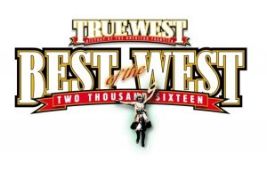 True West Magazine- Best of the West 2016