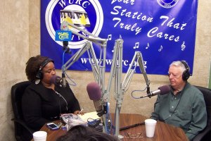 WURC interview at Rust College, Jan. 2015